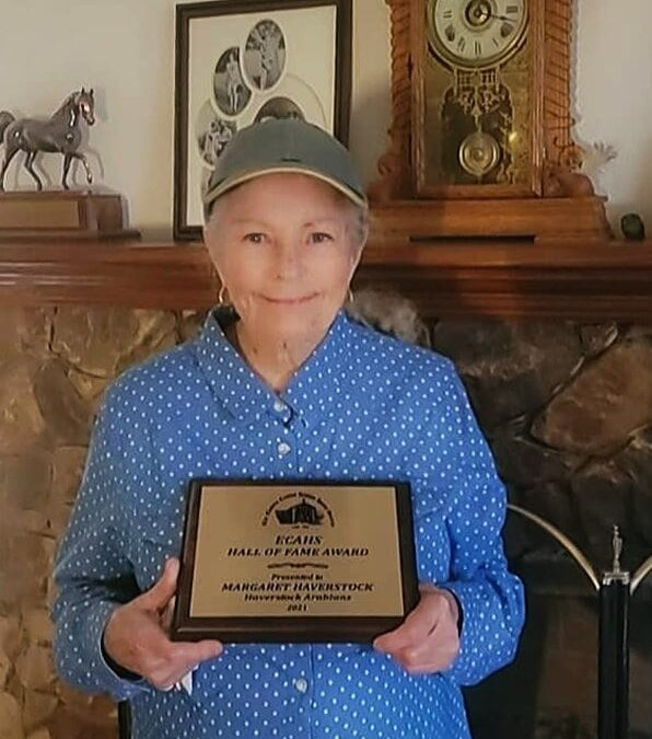 Margaret Haverstock 2021 Hall of Fame Honoree